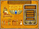 Игра 'Brickshooter Egypt' (скриншот 1)